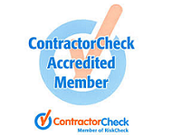 Contractor Check Approved